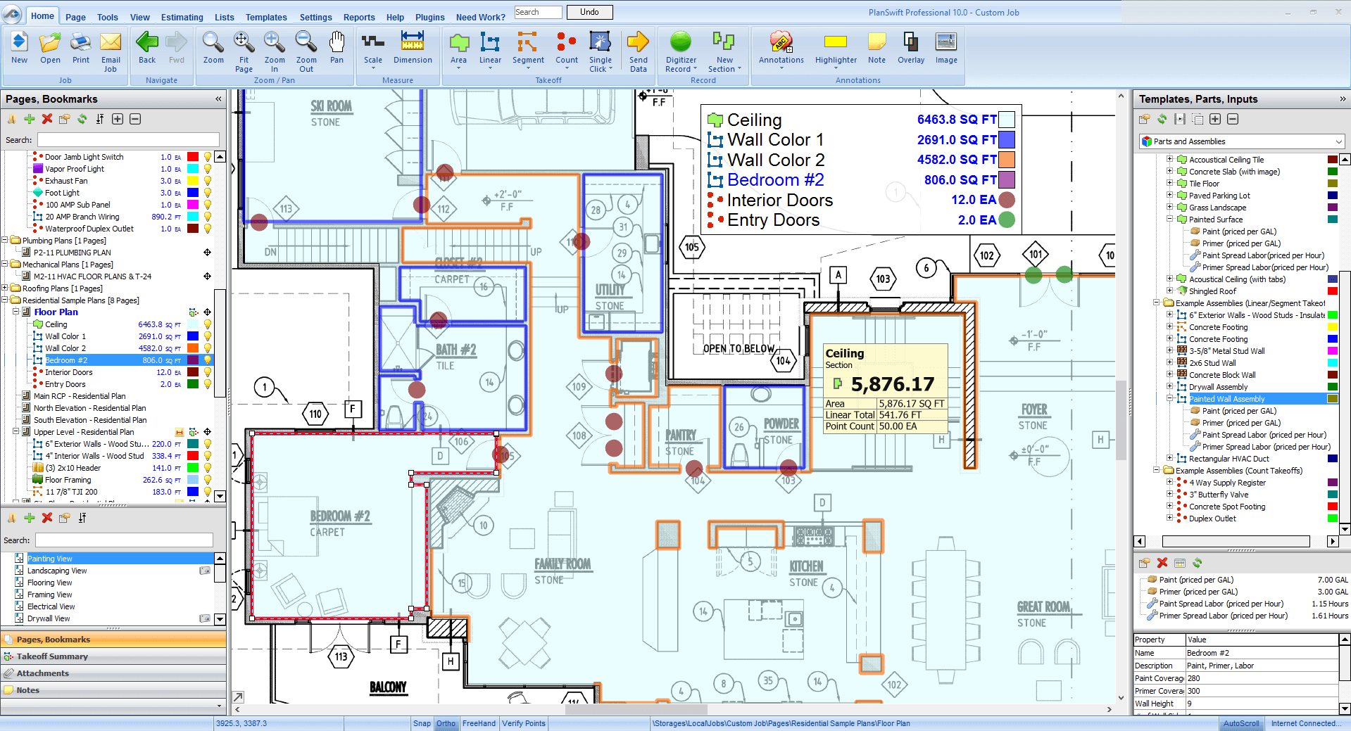 Takeoff software for construction estimating planswift need more information click here malvernweather Image collections