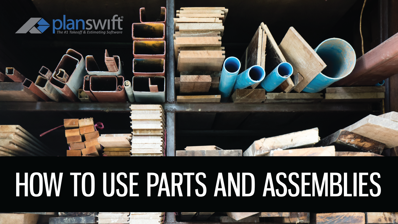 How to: Use Parts and Assemblies
