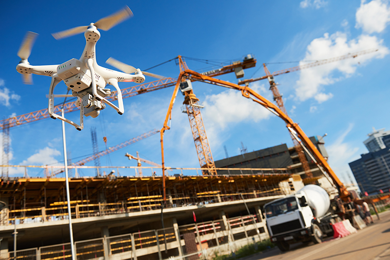 3 Reasons To Use Drones In Construction