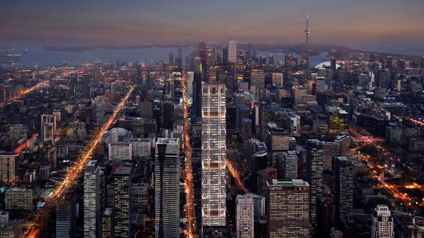 """""""The One"""" – Canada's Tallest Tower"""