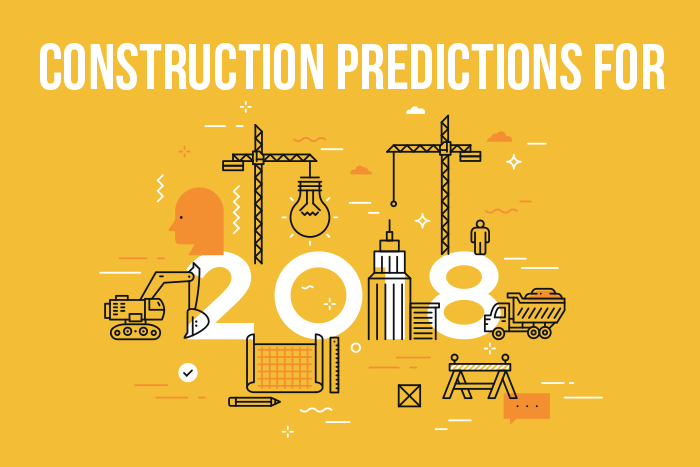 Construction Predictions for 2018