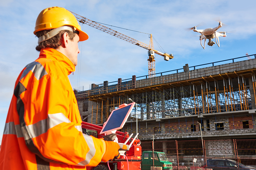 New Technologies in Construction