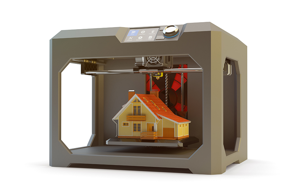 3D Printing – Transforming the Construction Industry