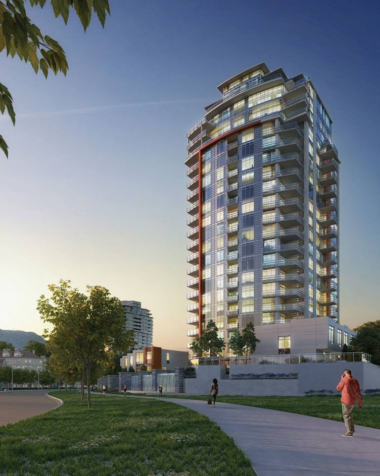 One Water Street – Kelowna's Tallest Towers