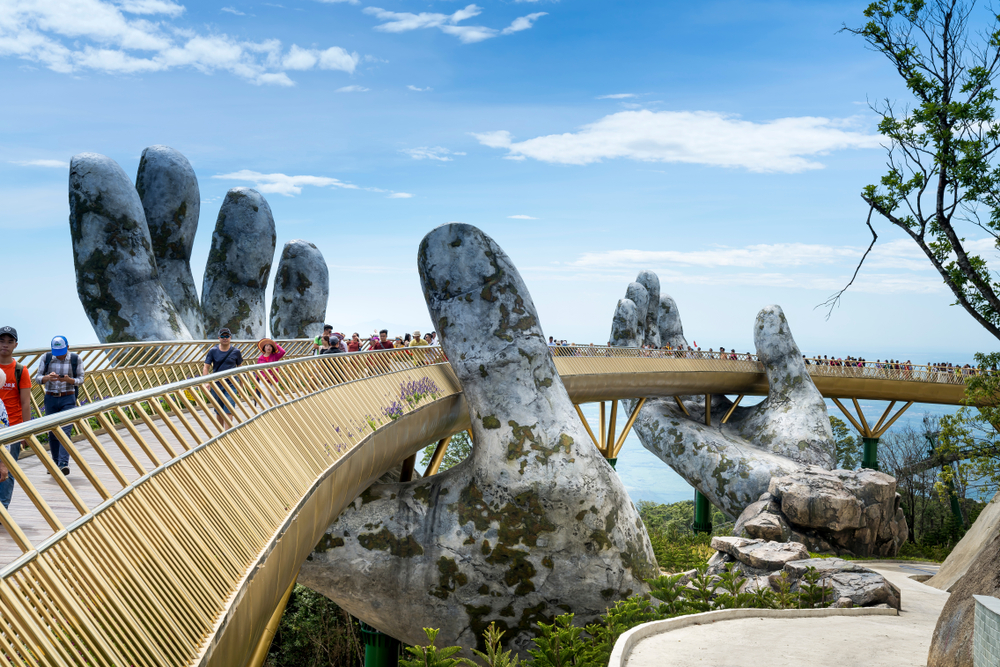 Golden Bridge – Vietnam