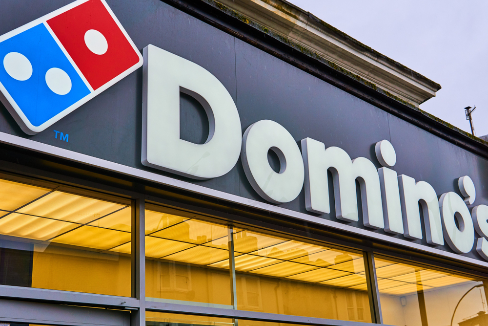 Why Domino's Pizza is Filling in Potholes