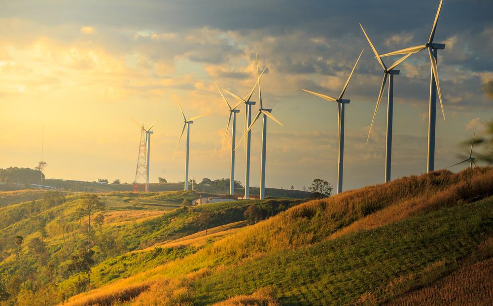 Vietnam's Largest Onshore Wind Farm