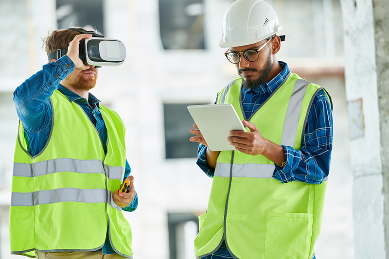 How  Augmented Reality is Changing the Future of Construction